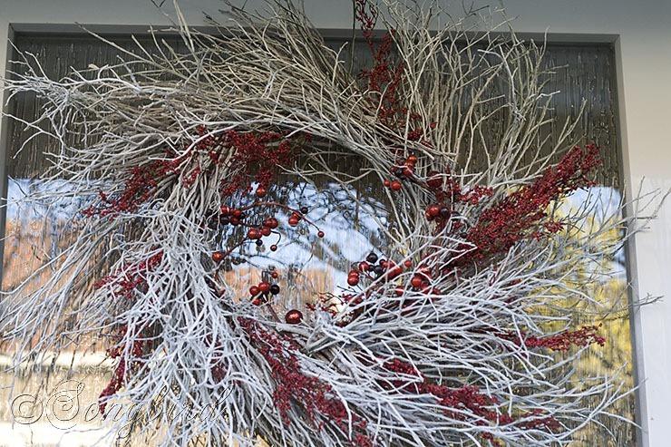 Songbird Рождественский венок 2