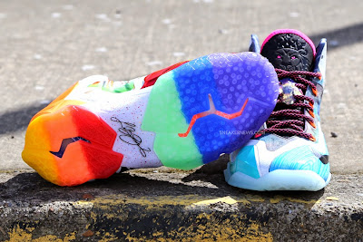 nike lebron 11 gr what the lebron 3 07 2k14 Beauty Shots: The Nike What The LeBron 11 / 2K14?