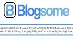 blogsome