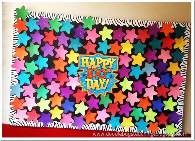 Doodle Bugs Teaching First Grade Rocks 100th Day Of Fun