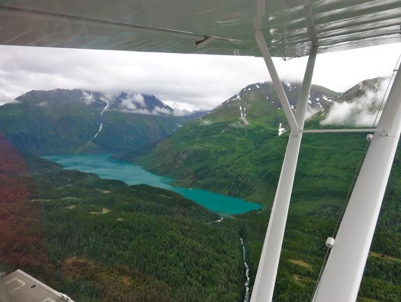 Grant Lake, Alaska