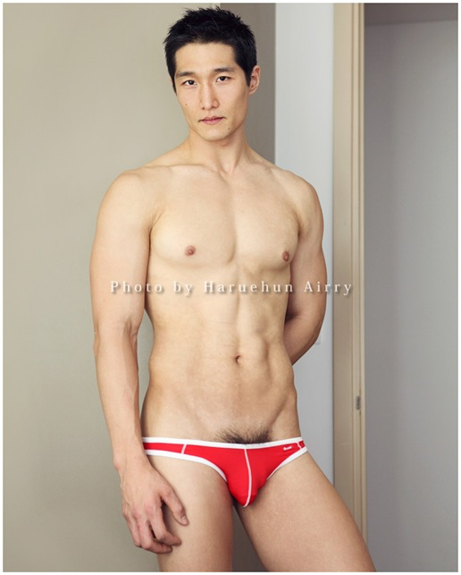 male model of haruehun airry