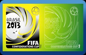Logo Fifa Brasil 2013