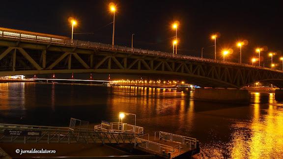 Pod peste Dunare, Budapesta