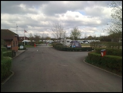 93 carvan club site