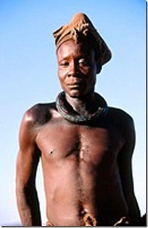 Himba homem casado