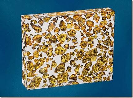 meteorito fukang