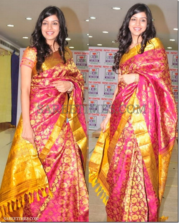 Pink_Traditional_Saree