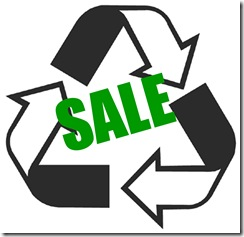 recycle Sale