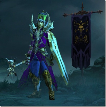 Diablo 3 Wizard