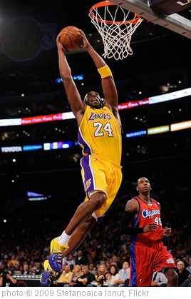 'Kobe Bryant' photo (c) 2009, Stefanoaica Ionut - license: http://creativecommons.org/licenses/by/2.0/