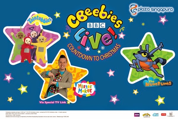 CBeebies Poster page 001