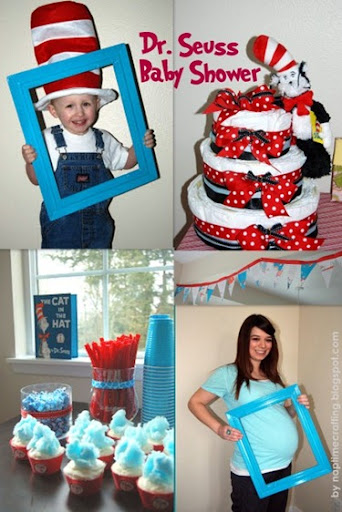Search Results For Blog 2012 Random Naptime Crafting Blog Shared This  Stylish Dr. Seuss Baby Shower.
