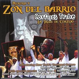 Aurora y Zon Del Barrio - La Tribu De Cortijo I
