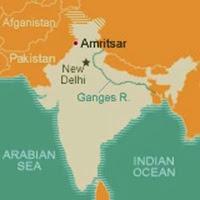 Amritsar Map