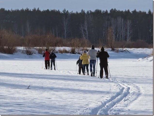Лыжи 033
