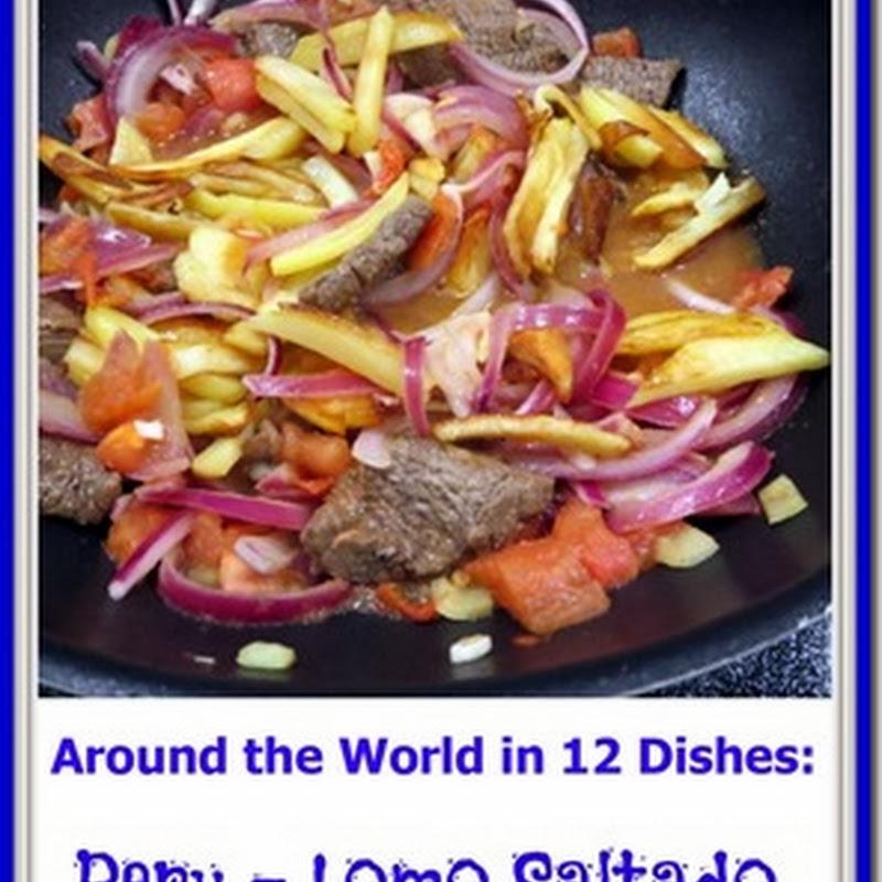 Cooking With Children: Lomo Saltado