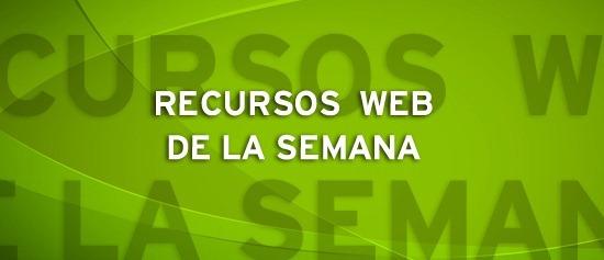 Los 5 servicios web de la semana
