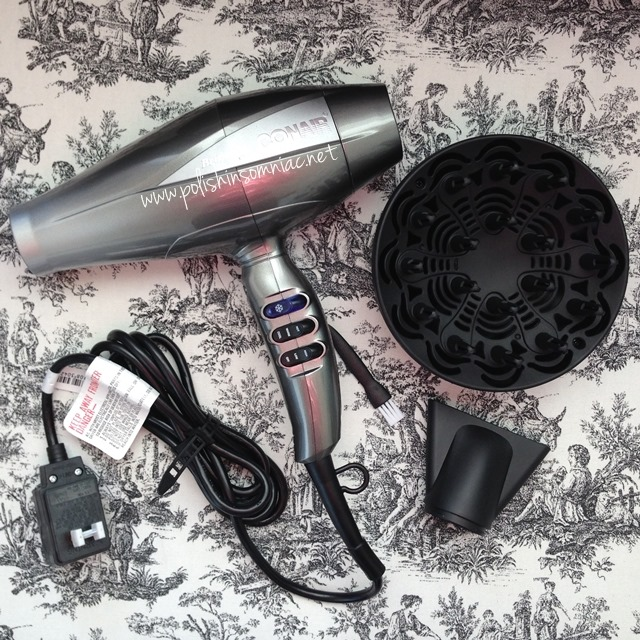 Infiniti Pro by Conair® 3Q™ Brushless Motor Dryer