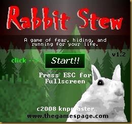 Rabbit Stew タイトル