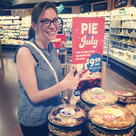 Whole Foods Pie in July