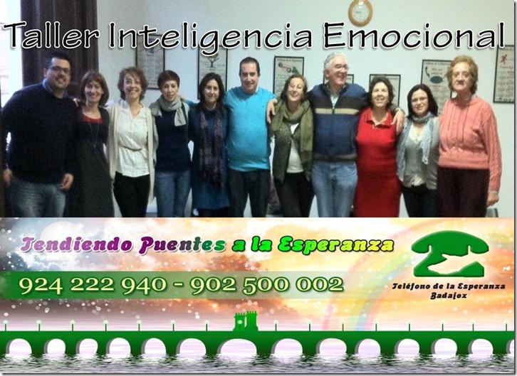 2 Taller Inteligencia Emocional TE Badajoz 2013