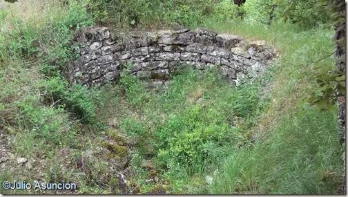Torreón del castillo de Leguin - Valle de Izagaondoa