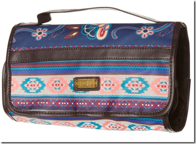 Rip Curl Sienna Cosmetic Bag Teaberry