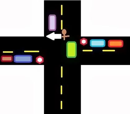 road scene 4