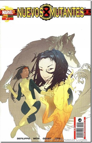 2011-09-14 - New Mutants Vol2
