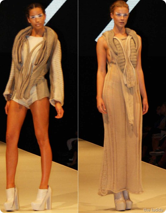 UTS the Future in Fashion Graduate Show 2012 - Katherine Mavridis 1