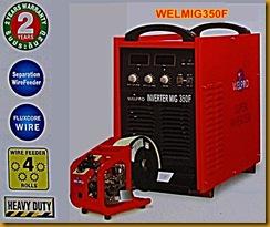 ตู้เชื่อมไฟฟ้าMIG-MAG500F1