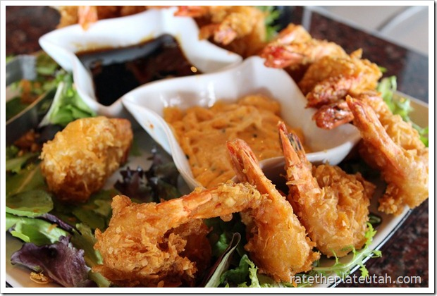 Sushi Groove Coconut Shrimp