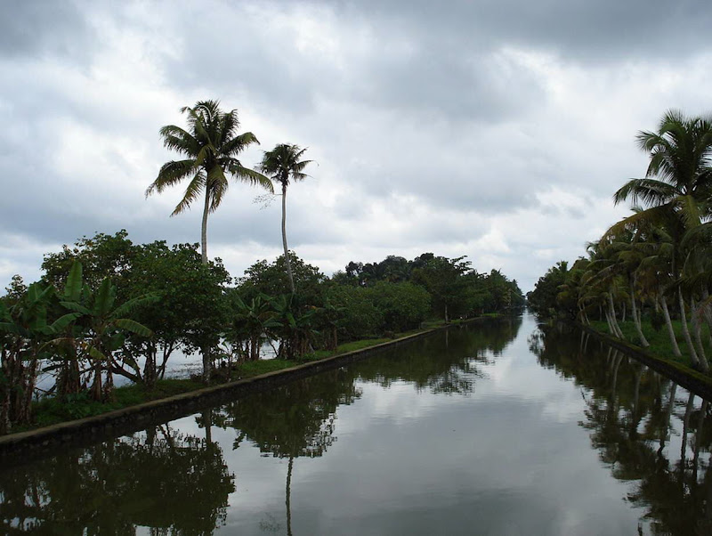 INDIA: KUMARAKOM, KOTTAYAM DISTRICT, KERALA STATE