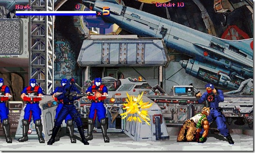 G.I.JOE a real american hero (free fan game) (2)