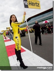 Paddock Girls Hertz British Grand Prix  17 June  2012 Silverstone  Great Britain (10)