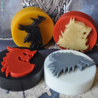 Game of Thrones Soap from Geek Soap