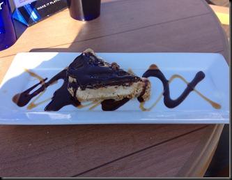 Homer's peanut butter dessert