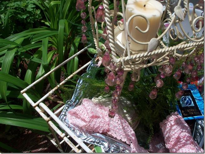 Carnation tea tray 017