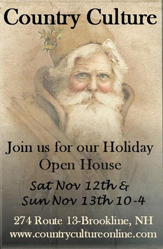 CC holiday open house