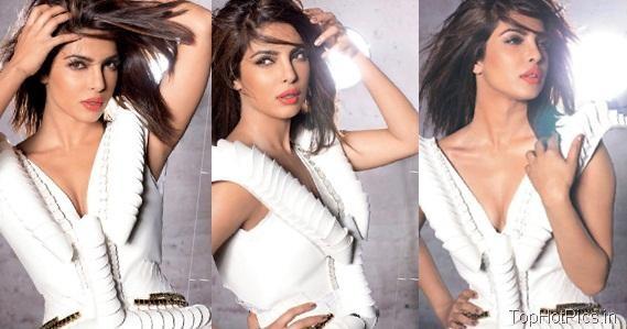 Priyanka Chopra Sexy Pics from Magazine 2