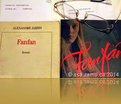 W e lecture fanfan by alexandre jardin also sprach zamolxis for Alexandre jardin amazon