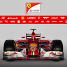 Ferrari F14 T F1 car launch pictures