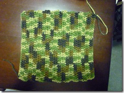 Patchwork Throw 7-18-11