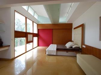diseño y decoracion en habitacion moderna