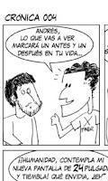 Screenshot of Crónicas PSN vol. 1