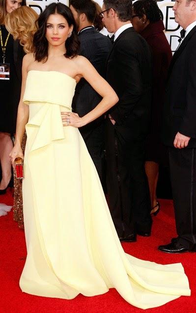 Jenna Dewan de Carolina Herrera