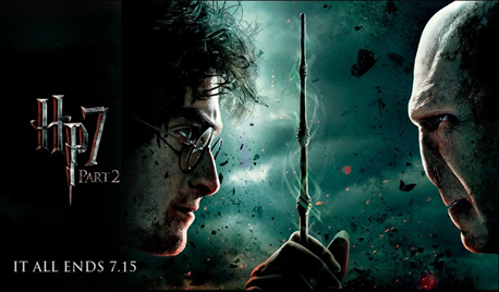 11 New Posters จากภาพยนตร์ Harry Potter and the Deathly Hallows Part 2