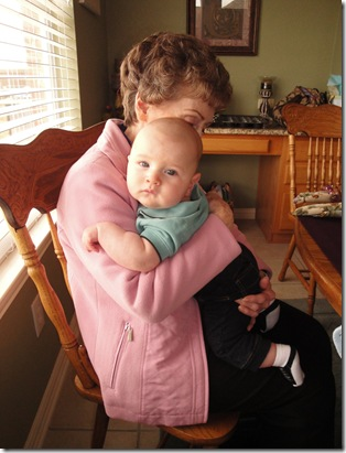 13.  Sweet Mamaw and Knox