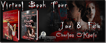 The Newfoundland Vampire Series Banner 815 x 315